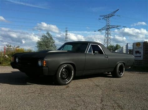 the black el camino 20 best images about el camino on to be cars