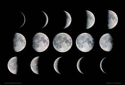 moon phase moon phases mosaic 5x3