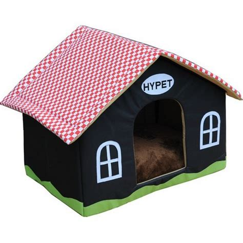 canvas dog house dog house dog bed pet home collapsible removable pet litter kennel small dog and cat