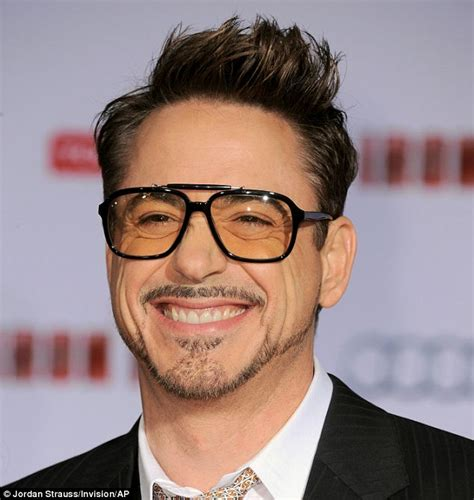 tony stark hair style tony stark shaving style hair is our crown