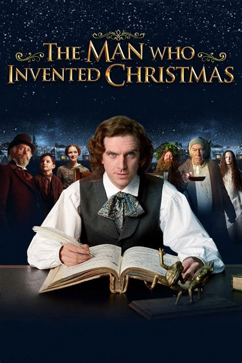 movie websites the man who invented christmas by dan stevens the man who invented christmas 2017 watch free movie online onelix org