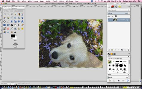 tutorial gimp layer gimp transparency primer tutorial robert james metcalfe blog