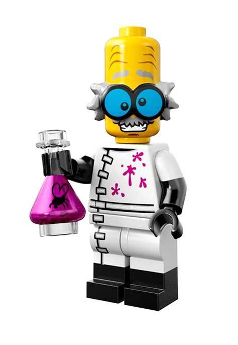 mad scientist minifigure series 14 lego minifigures