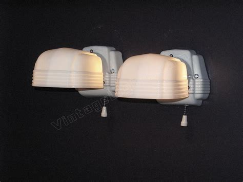Vintage Bathroom Wall Lights Home Decor 60 Inch White Retro Bathroom Lights