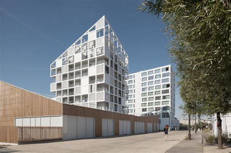 si鑒e social nantes gallery of 30 social housing units in nantes antonini