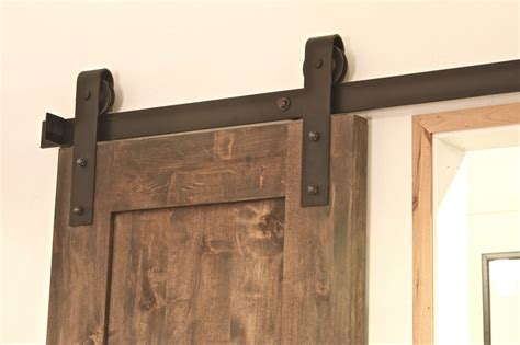 barn doors adding another lush factor to the of