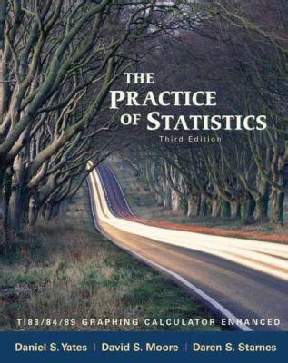 the practice of statistics by dan yates david s