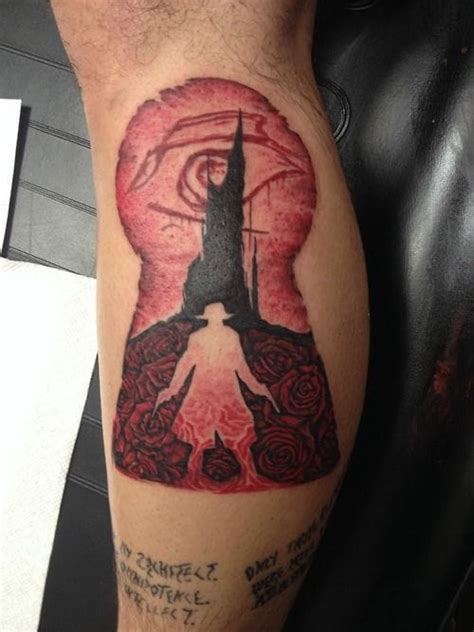black rose tattoo anderson indiana get a tower for stephen king in the