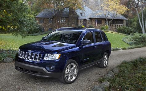Jeep Cumpus Jeep Compass 2011 Widescreen Car Wallpapers 08 Of