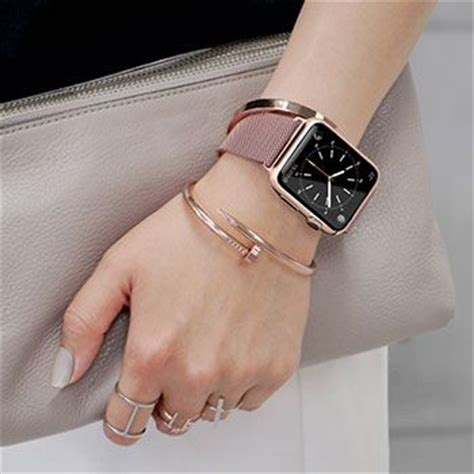 Smart Watches   Apple Watch   Rose Gold   42mm Aluminum Case with Sand Sports Band was listed