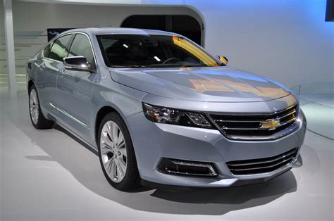 chevrolet new models 2014 new 2014 chevrolet impala eco model to join cruze malibu