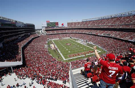 sacramento bee ticket section image gallery levi s stadium 49ers