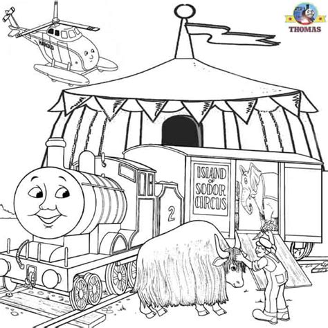 preschool coloring pages trains free coloring pages for boys worksheets thomas the train