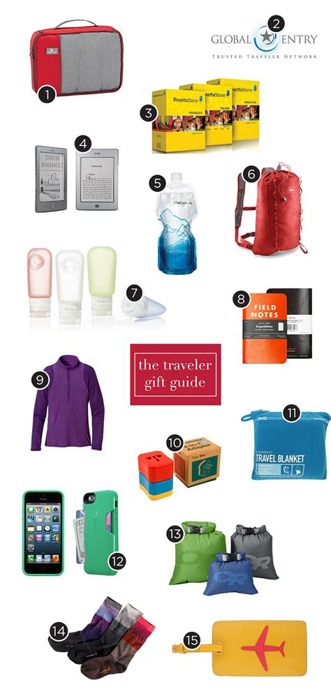 25 great gifts for travelers the traveler gift guide