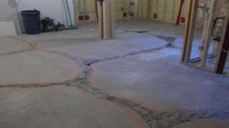 Carpet In Basement On Concrete Floor Level Basement Floor Best Flooring For Concrete Basement