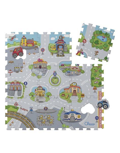 tappeto puzzle chicco tappeto puzzle pista chicco