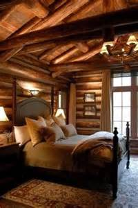 awesome home interiors log cabin bedroom ideas greenvirals style