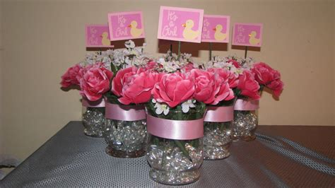 Centerpieces For Baby Shower baby shower center pieces favors ideas