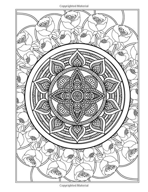 secret garden coloring book paper source 107 best mandalas coloring pages for adults images on