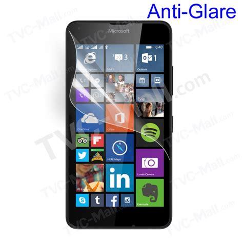 Microsoft Lumia 640 Screen Guard Anti Glare For Microsoft Lumia 640 Dual Sim 640 Lte Frosted Anti