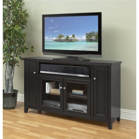 tall tv stands for bedroom martin furniture hudson street 36 tall tv stand black