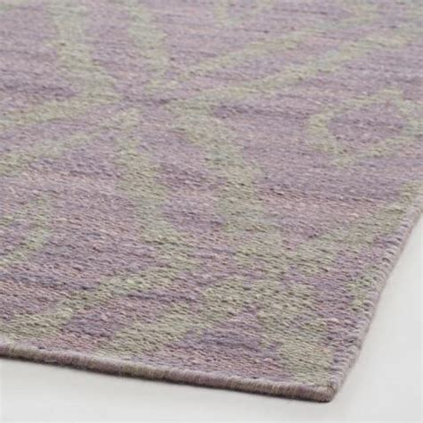 plum and grey rug 5 x8 plum and gray wool kilim galen area rug world market
