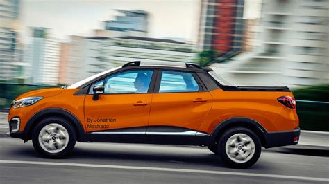 renault captur 2019 making of renault captur oroch 2019 captur pickup youtube