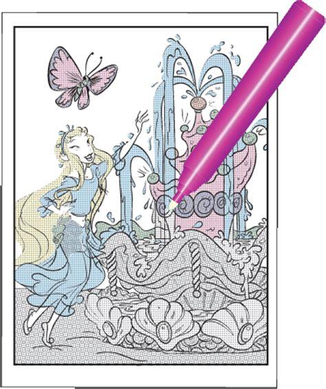 painting magic pen disney fairies magic pen painting the granville island