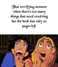 Book Blog Memes - 17 things you ll relate to if you find cliffhangers unbearable