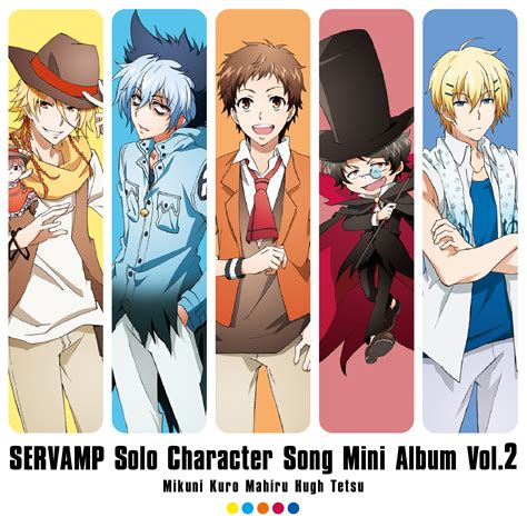 character song mini album vol 2 serv wiki fandom powered by wikia