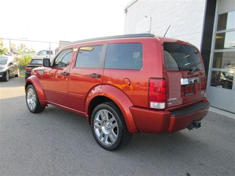 2008 dodge nitro rt 2008 dodge nitro rt guelph ontario used car for sale