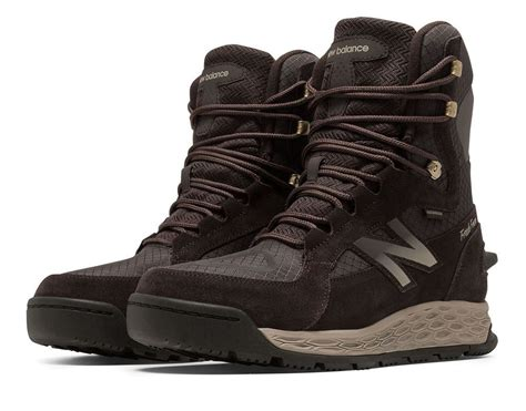 mens new balance boots new balance s fresh foam 1000 cold weather insulated