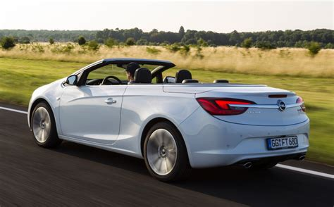 opel cascada opel cascada gets new 1 6 liter turbo with 200 hp and 300