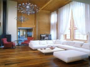 small modern log cabin interior modern log cabin interior