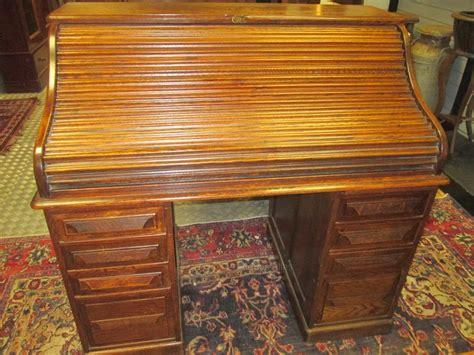 Antique Roll Top Desk Manufacturers by 1920s Oak Roll Top Desk By Cutler Antiques Atlas