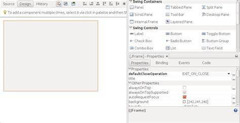 null layout in netbeans learn to create a login page class form in java using netbeans