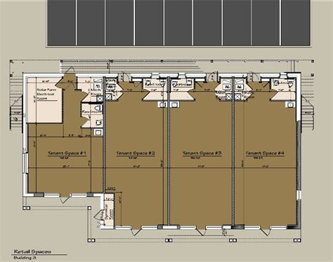 retail space floor plans apartments townhomes office space retail commercial