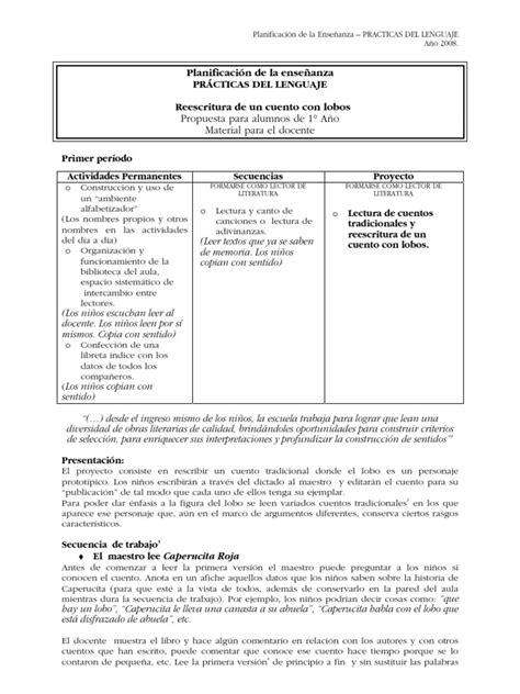 Indice De Un Proyecto 8vo Nivel Scribdcom | secuencia didactica para 1 186 a 241 o