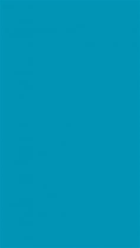 bondi blue solid color background wallpaper  mobile phone