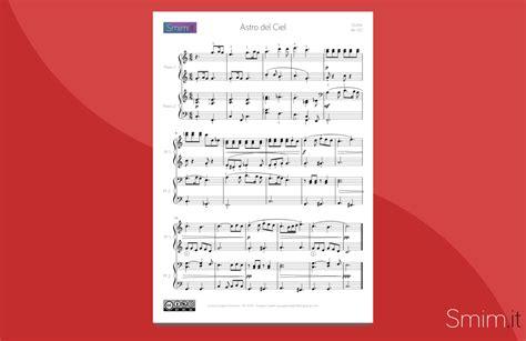 la voce dell testo spartito pdf la voce silenzio downloads