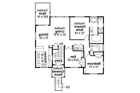 Cape Cod Style Floor Plans by Cape Cod House Plans Snowberry 30 735 Associated Designs