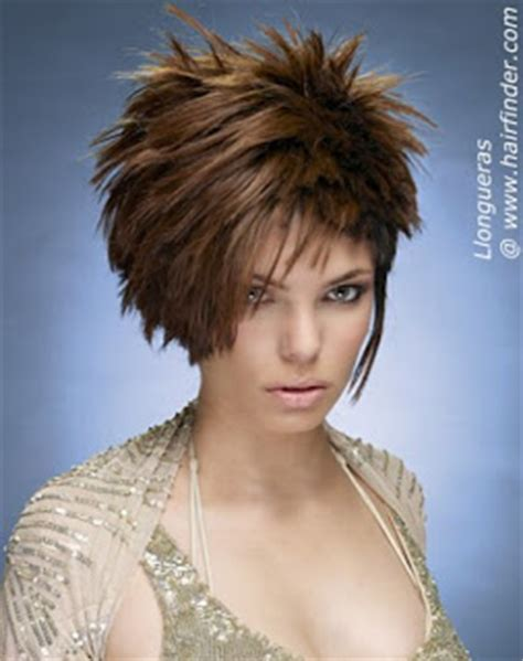 medium length spiky haircuts hairstyles popular 2012 cool short spiky haircuts for girls