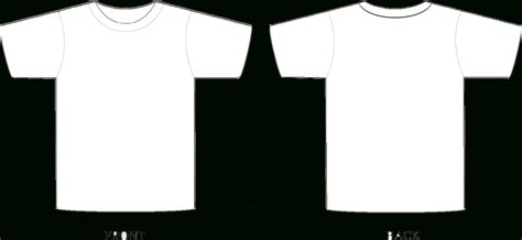 the exquisite t shirt template vector material my free