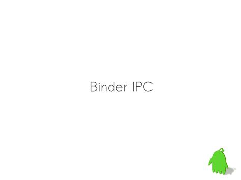 android graphics binder ipc
