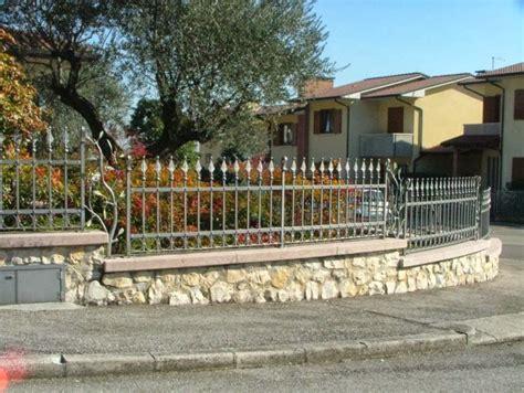 ringhiere per giardini recinzioni da esterni recinzioni e ringhiere da esterno