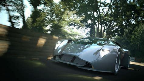 aston martin dp 100 vision gran turismo supercar enters