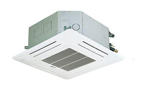 ceiling ac unit lg lt c186ele1 ceiling cassette air conditioners l lg