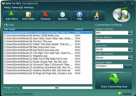 download converter of mp3 to wav wav to mp3 download chip