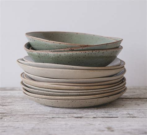 Handmade Phlets - 25 best ideas about ceramic plates on pottery