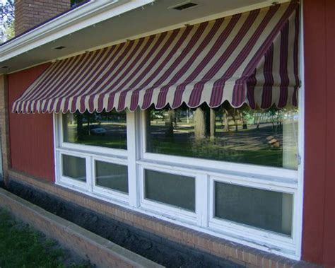custom awnings for minnesota homes and businesses dnp canvas